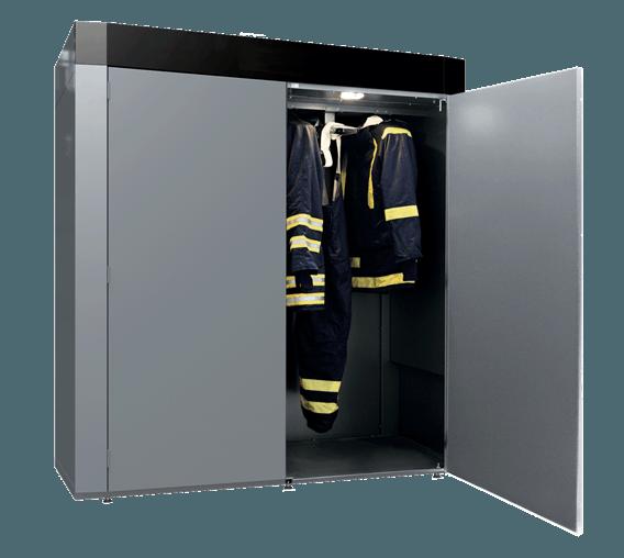 Промислові сушильні шафи серії DC / FDC