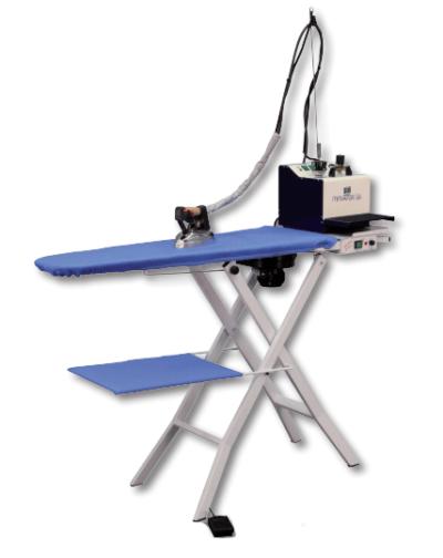 Промышленный гладильный стол OMEGA 2000